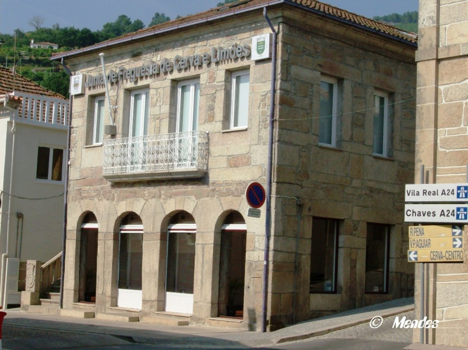 Vila de Cerva - Junta de Freguesia