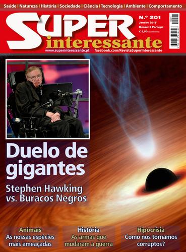Super Interessante Portugal - Nº 201 Janeiro (201