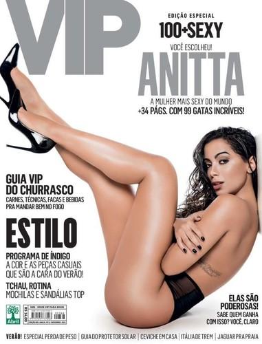 Anitta capa