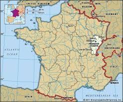 França e Franco Condado In. britanica.com