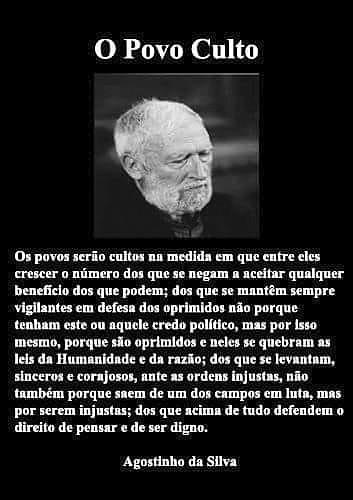 Agostinho da Silva - O povo culto.jpg
