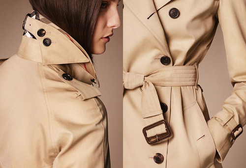 The Westminster - Long Heritage Trench Coat | Burb