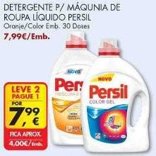 Acumulação L2P1 + Vales | PINGO DOCE | Persil