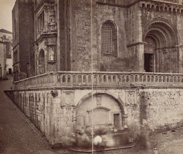 Chafarix da Sé Velha. 1862.jpg
