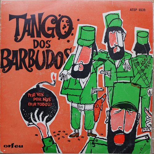 Tango dos Barbudos ~  Vinicio Acordeonista E Ritmo