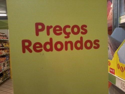 Preços Redondos