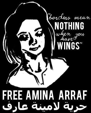 Free Amina Arraf