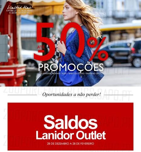 Promoções / Saldos   LANIDOR  