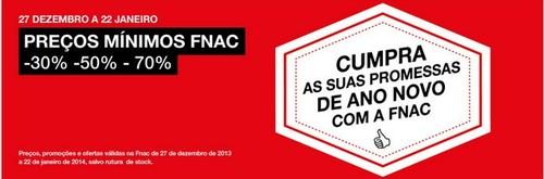 Promoções | FNAC | de 27 dezembro a 22 janeiro