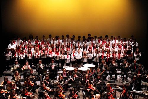 Concerto de Ano Novo reune Orquestra e Coros do CM