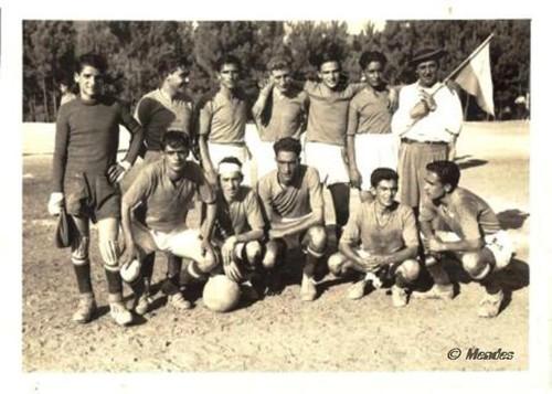 Cerva - Grupo Desportivo - 1972