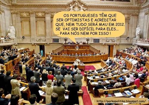 Politicos portugueses
