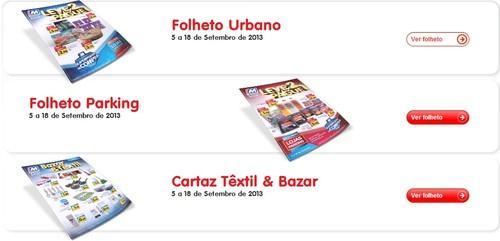 Novos Folhetos MiniPreço de 5 a 18 Setembro - Online