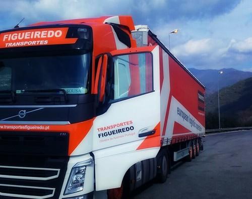 Camião / Transportes Alvaro Figueiredo