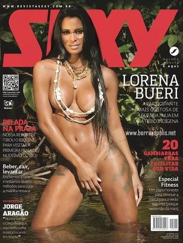 Lorena Bueri capa