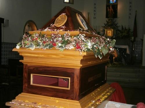 Reliquia Beato Bartolomeu Martires 1