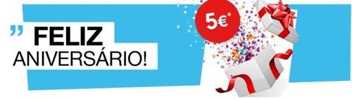 vale 5€ fnac
