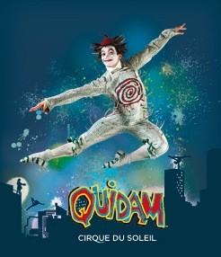 Cirque du Soleil touring show | Quidam | Cirque du