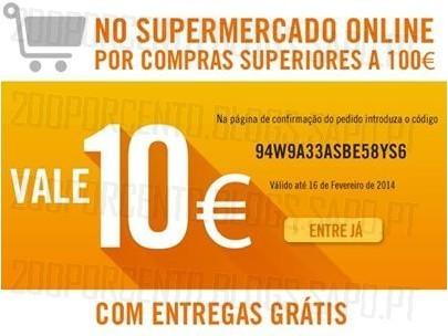 Vale de 10€ | EL CORTE INGLÉS | para compras ONLINE