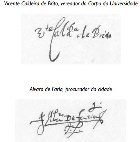 AHMC. Livro dos Acordos ... 1599, assinaturas 2.pn
