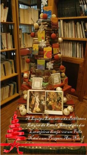 Feliz Natal Equipa Educativa da Biblioteca ESLaran