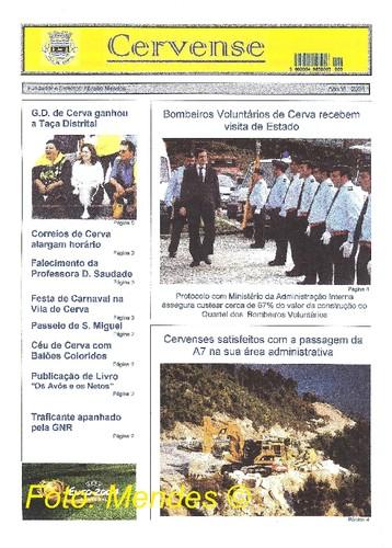 O Cervense - Edição 2004