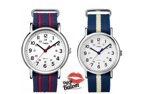 778375e7e3a Passatempo Relógio Timex - Diário de um Batom (Facebook ...