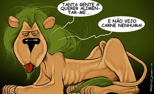 O fado do leão