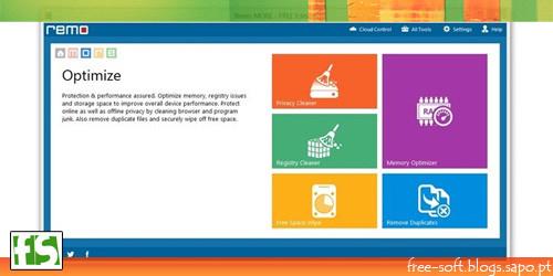 Remo More - Optimizar a performance do seu windows