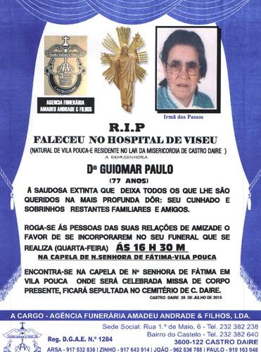 RIP- DE GUIOMAR PAULO-77 ANOS (VILA POUCA) 001.jpg