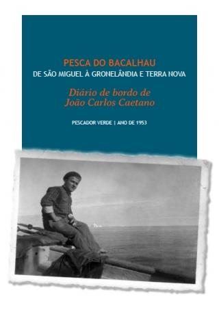 lagoa açores pesca bacalhau livro 2013