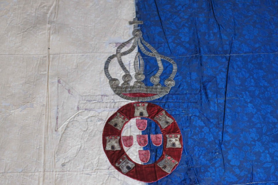 Dona Maria II de volta ao Palácio da Ajuda