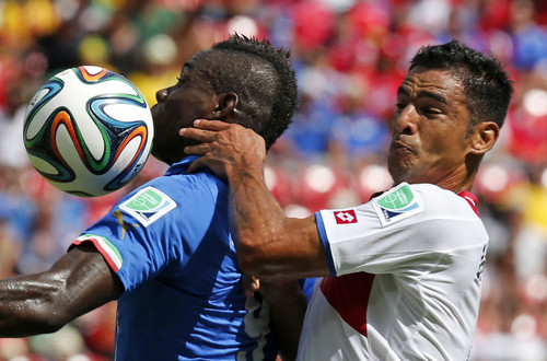 Itália- Costa Rica