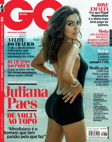 Juliana Paes capa grande