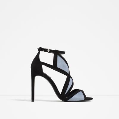 nova colec o de sandálias e sapatos zara sou mulher moderna