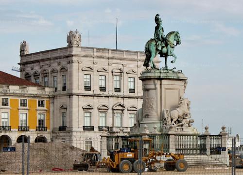 Praça do Commercio - (c) 2010