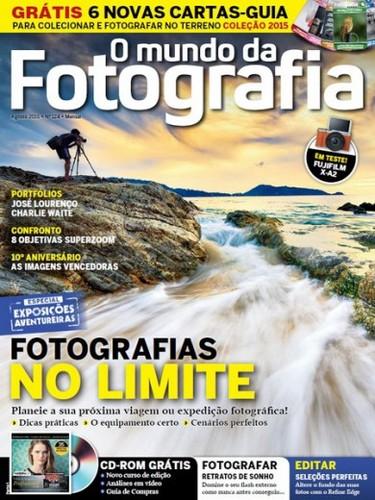 O Mundo Da Fotografia Digital – Nº 124 Agosto (