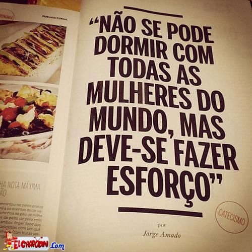Mulheres, Jorge Amado