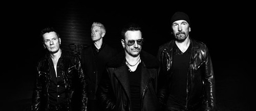 """U2 tocam durante uma semana no """"The Tonight Show"""" the Jimmy Fallon"""