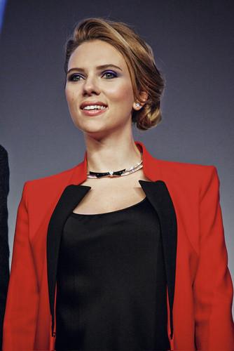 72.ª Scarlett Johansson