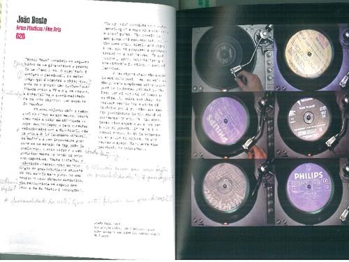 S.E.J.D., «Jovens Criadores 2002», Clube de Artes e Ideias, Lisboa, 2003, nº 020
