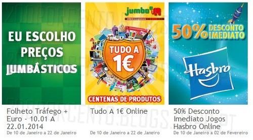Novos folhetos   JUMBO   Online