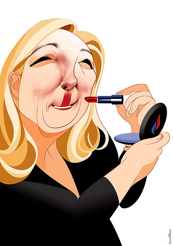 marine le pen by andre carrilho.png