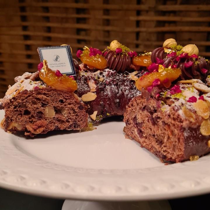 "Bolo-Rei ""The Chocolate by Penha Longa"""
