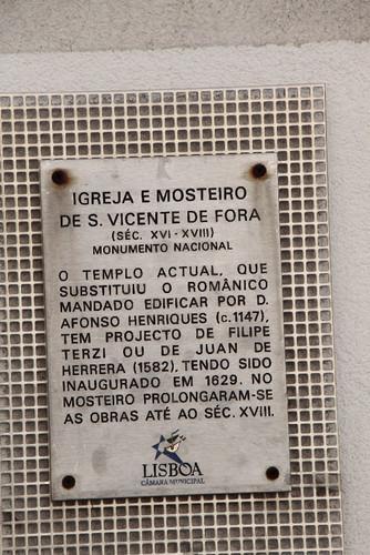 _MG_5115 Igreja de São Vicente de Fora