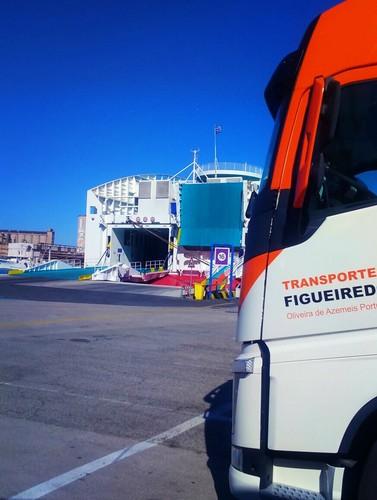Ferryboat / Transportes Alvaro Figueiredo