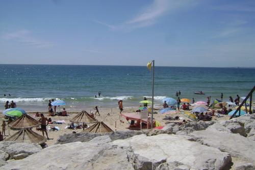 Uma bela visão minha praia