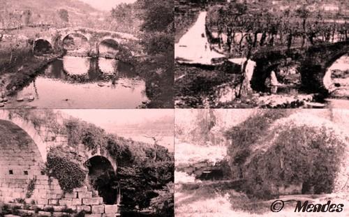 Vila de Cerva - Antiga Ponte Romana Grande