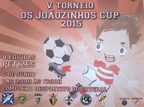 Petizes V Torneio Joãozinhos CUP 2015