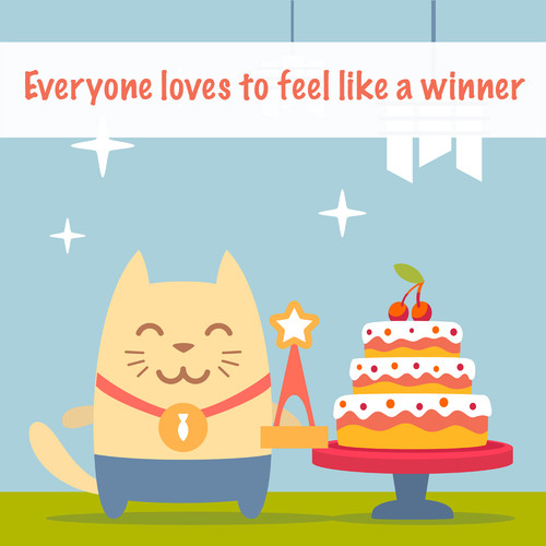 cat-prize-winner-with-cake-Everyone-loves-to-feel-